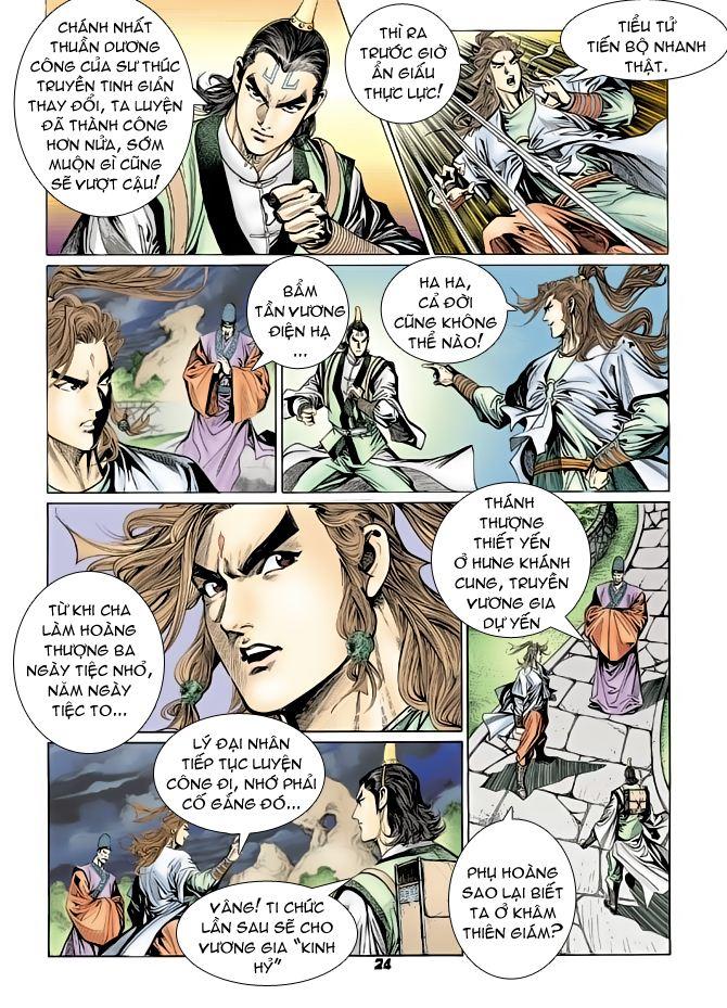 Đại Đường Uy Long chapter 70 trang 24