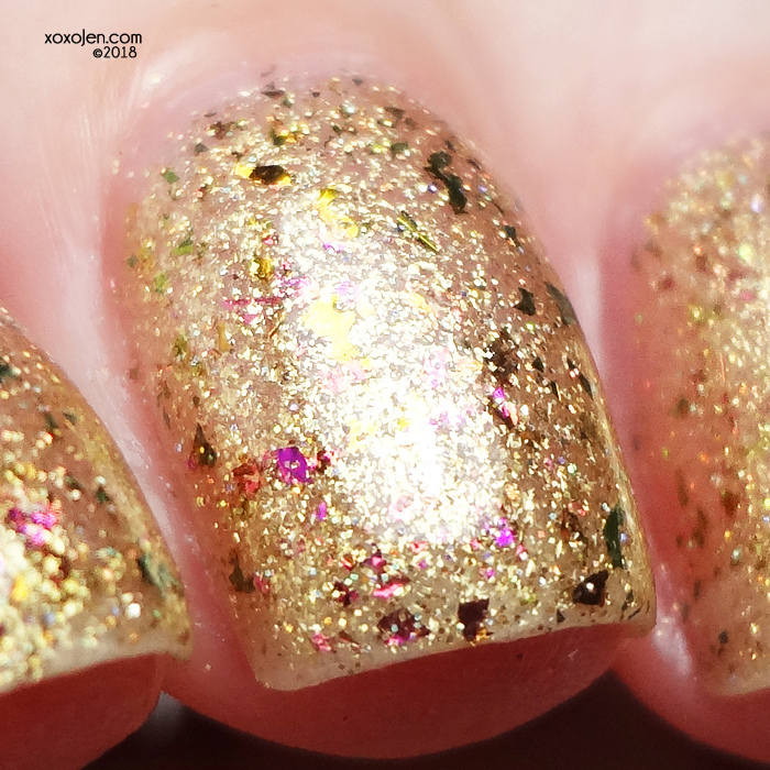 xoxoJen's swatch of 1850 Artisan Gilded
