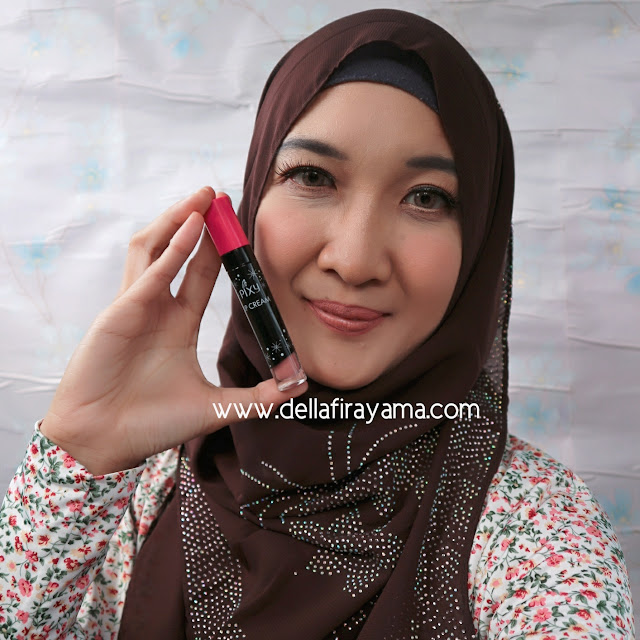Pixy Lip Cream Delicate Pink