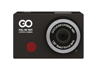 GoClever DVR EXTREME WIFI pro 4k
