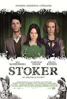 STOKER (Park Chan-wook-2013)