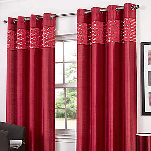 Bed Sheet Curtains With Curtain Frame Around It