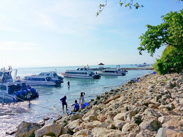 как добраться на Нуса Пенида с Бали