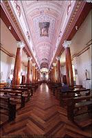 Vicuna, Chile, Elqui, Gabriela Mistral, église
