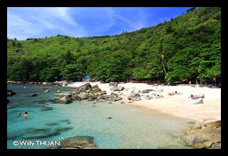 Ao Sane Beach in Phuket