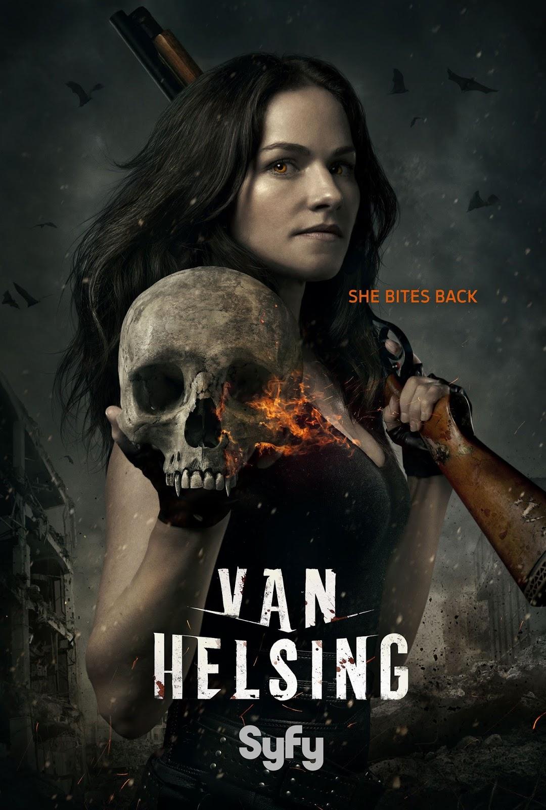 Van Helsing T1 E4