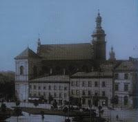 Klasztor Bernardynów przed 1939