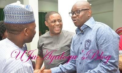 Fayose and I don't fear death, says Fani-Kayode