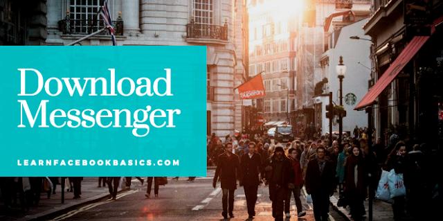 Download Facebook Messenger App & Login Facebook Messenger