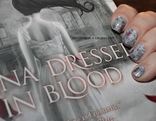 Inspired by a Book Mani - Anna Dressed in Blood by Kendare Blake