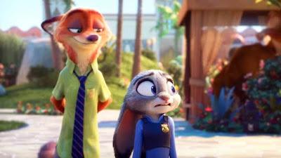 Película Disney Zootopia