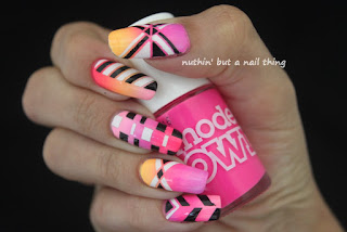 Models Own - Polish For Tans Nail Art
