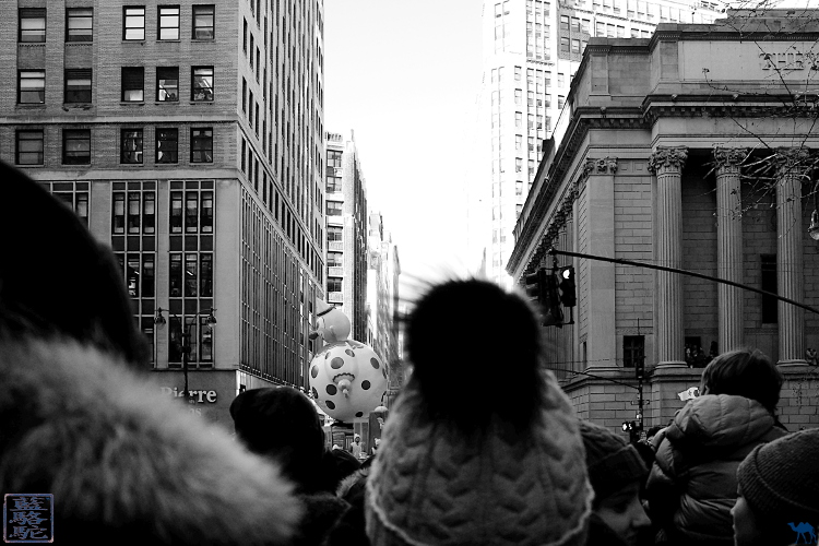 Le Chameau Bleu -Blog Voyage New York City -  Info sur la parade de Thanksgiving de New York - USA