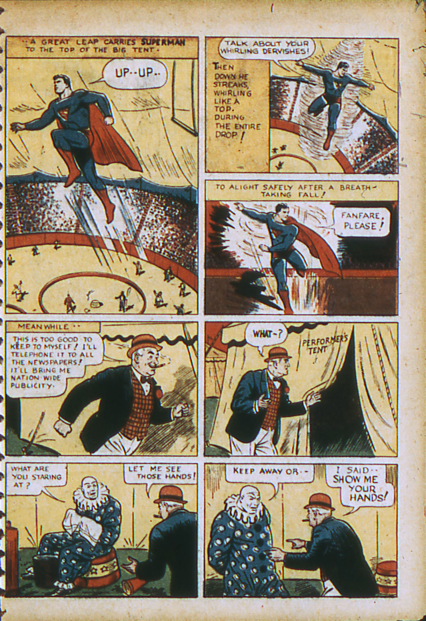 Read online Action Comics (1938) comic -  Issue #28 - 14