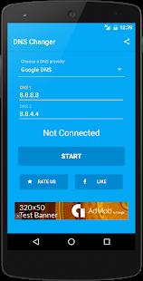 DNS Changer (no root 3G/WiFi) v1090r [Mod Pro] APK