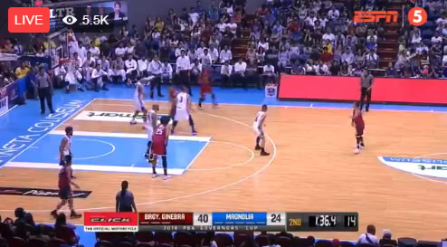 Video Playlist: Ginebra vs Magnolia game replay 2018 PBA Governors' Cup