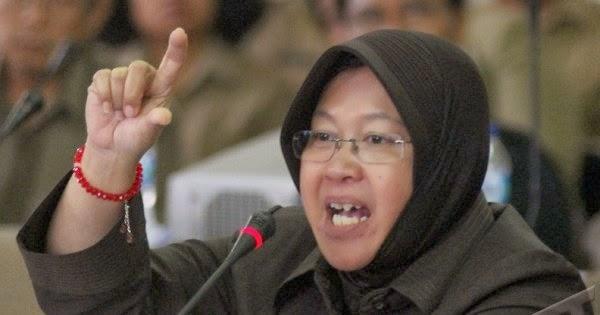 Biografi Tri Rismaharini - Walikota Surabaya