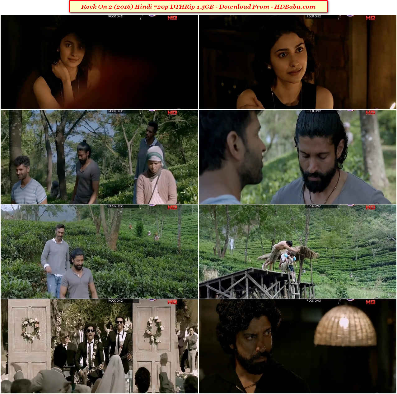 Rock on 2 Movie Download HD