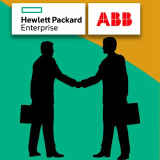 HPE partners with ABB to increase efficiency of industrial