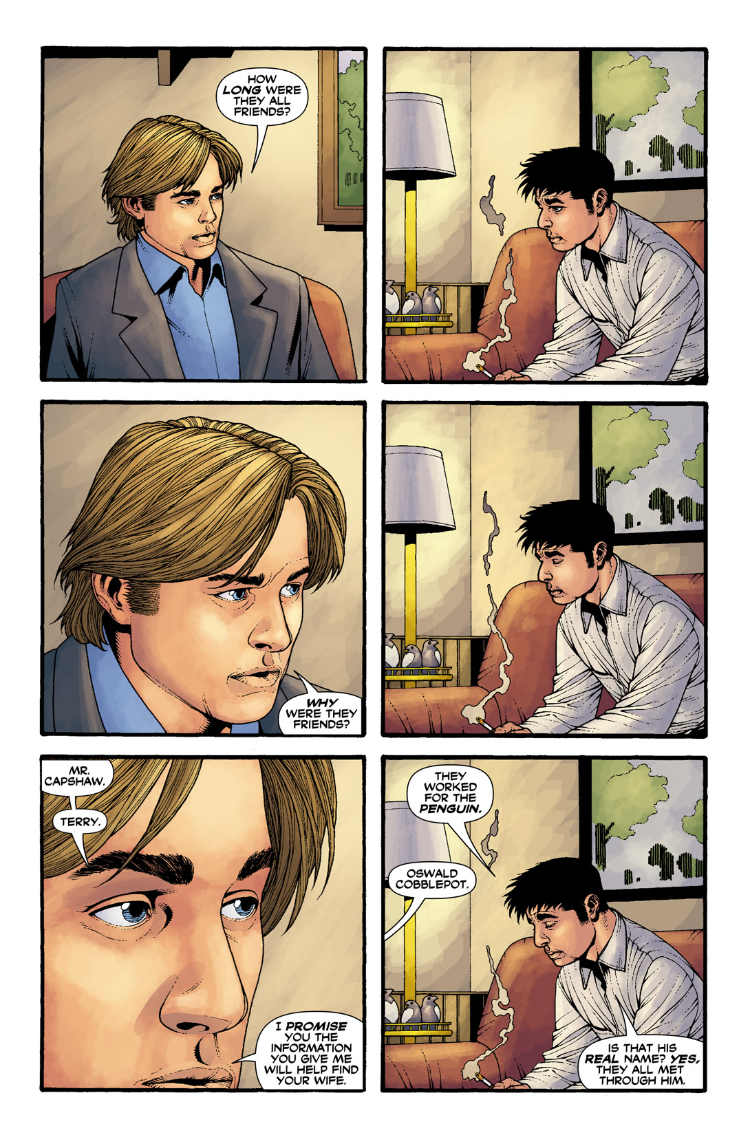 Detective Comics (1937) 819 Page 19