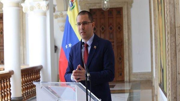 Canciller venezolano evidencia desesperación de Mike Pompeo