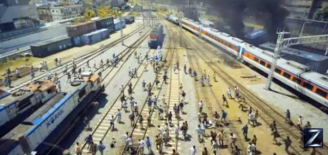 "Film Terbaru 2016 ""Train to Busan"" Apokalips Zombie"
