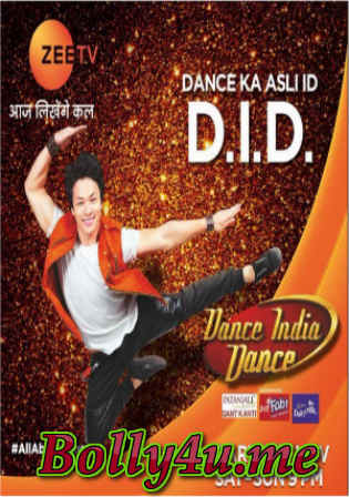 Dance India Dance HDTV 480p 200MB 04 February 2018 Watch Online Free Download bolly4u