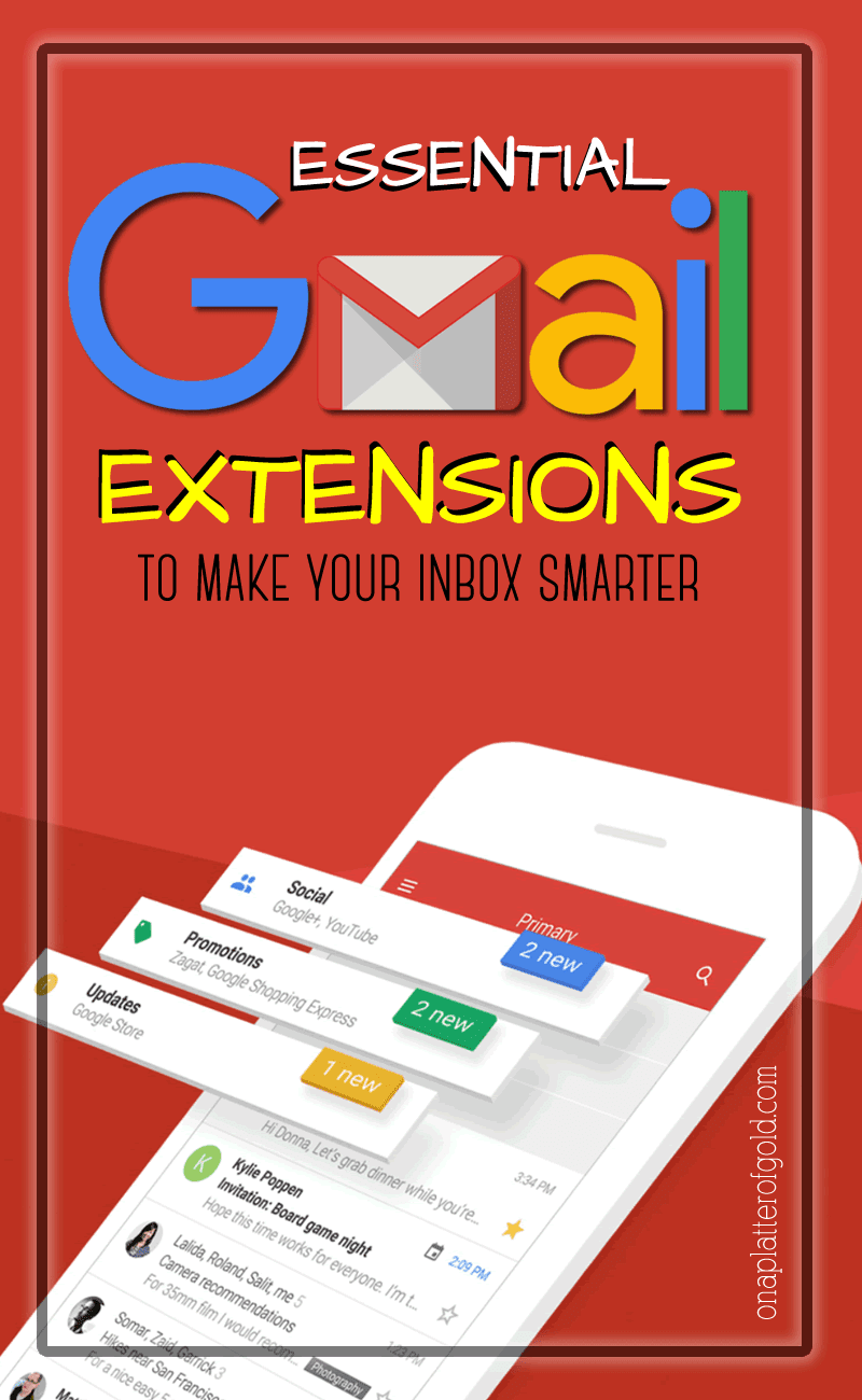 Powerful Chrome Extensions and Tools That Every Gmail User Should Get Right Now!