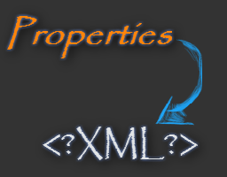 Convert Java Properties file to XML file