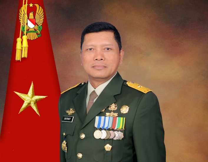 Brigjen TNI Gathut Setyo Utomo, Putra Kebumen Jabat Wakil Asisten Teritorial KASAD