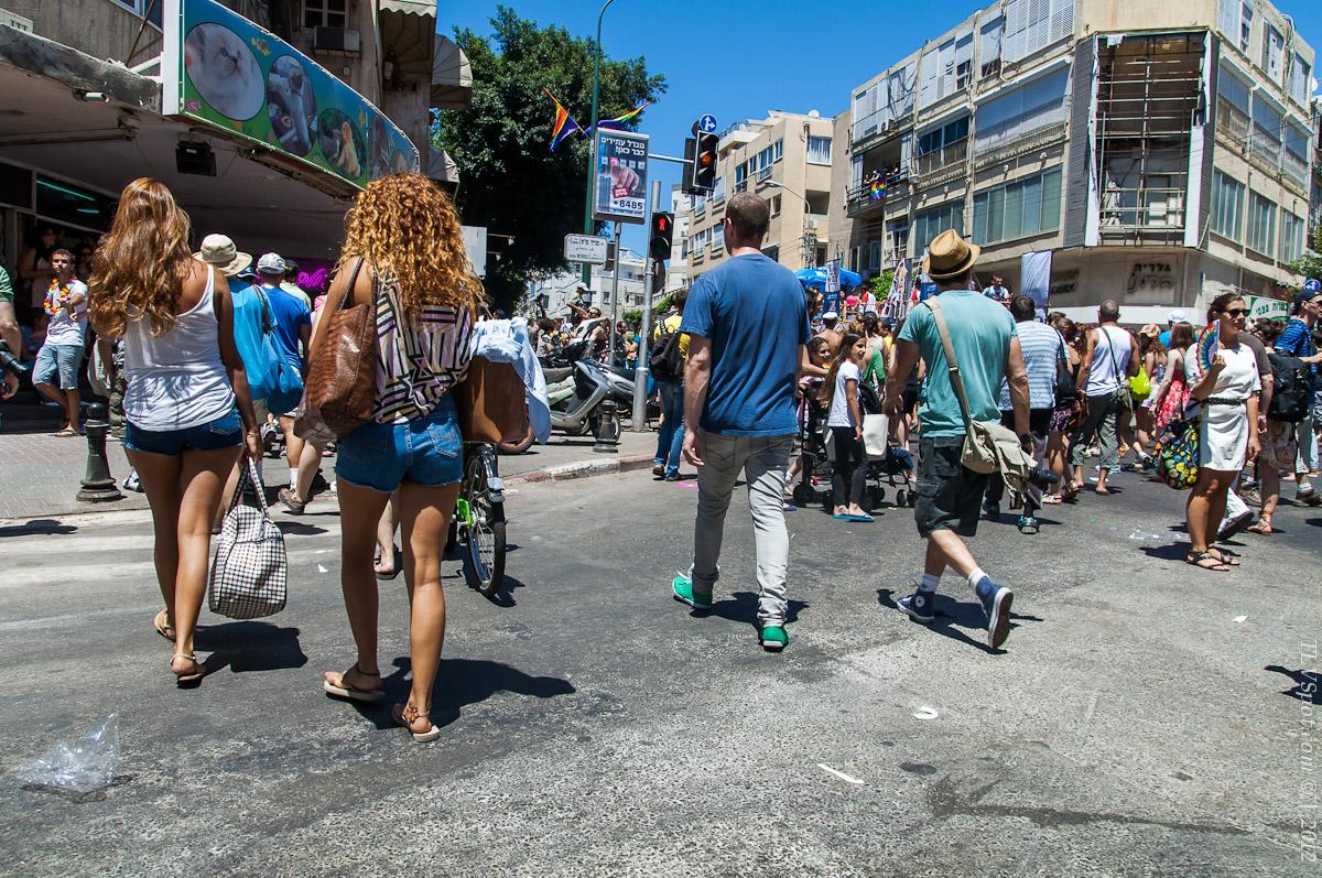 Tel Aviv Gay Pride Parade | TLVSpot.com