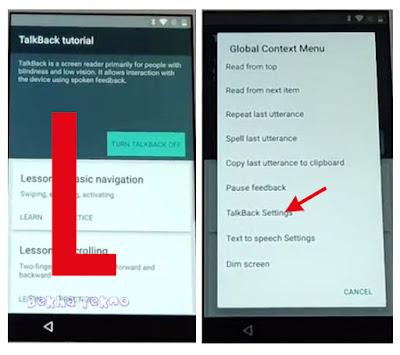 Cara Bypass FRP Akun Google Motorola Android All Version (Android 8,7,6,5.1)