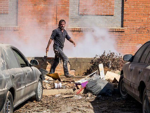 The Walking Dead S08E12: The Key