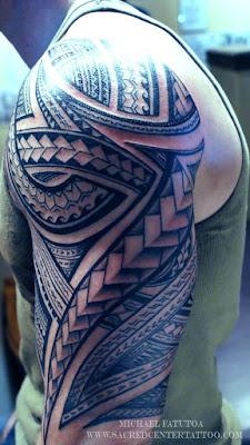 tatuajes para hombres de diseños tribales