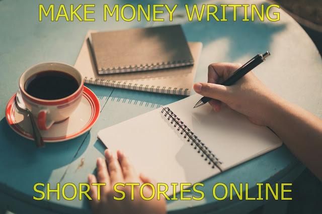 Make Money Writing Short Stories Online 1