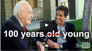 [Vidéo] Les conseils d'un centenaire en pleine forme !