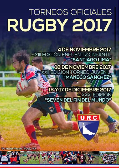 Ushuaia Rugby Club anunció las fechas de sus tradicionales torneos de fin de año