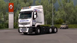 Renault Premium Reworked 3.4 by Schumi