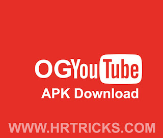 og youtube apk download for android