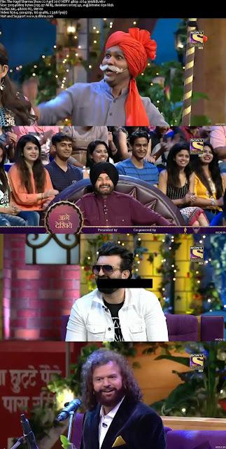 The Kapil Sharma Show 22 April 2017 HDTV 480p