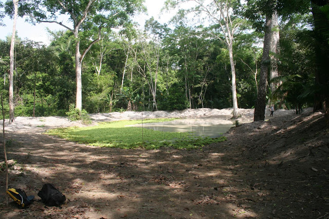 Water storage made prehistoric settlement expansion possible in Amazonia