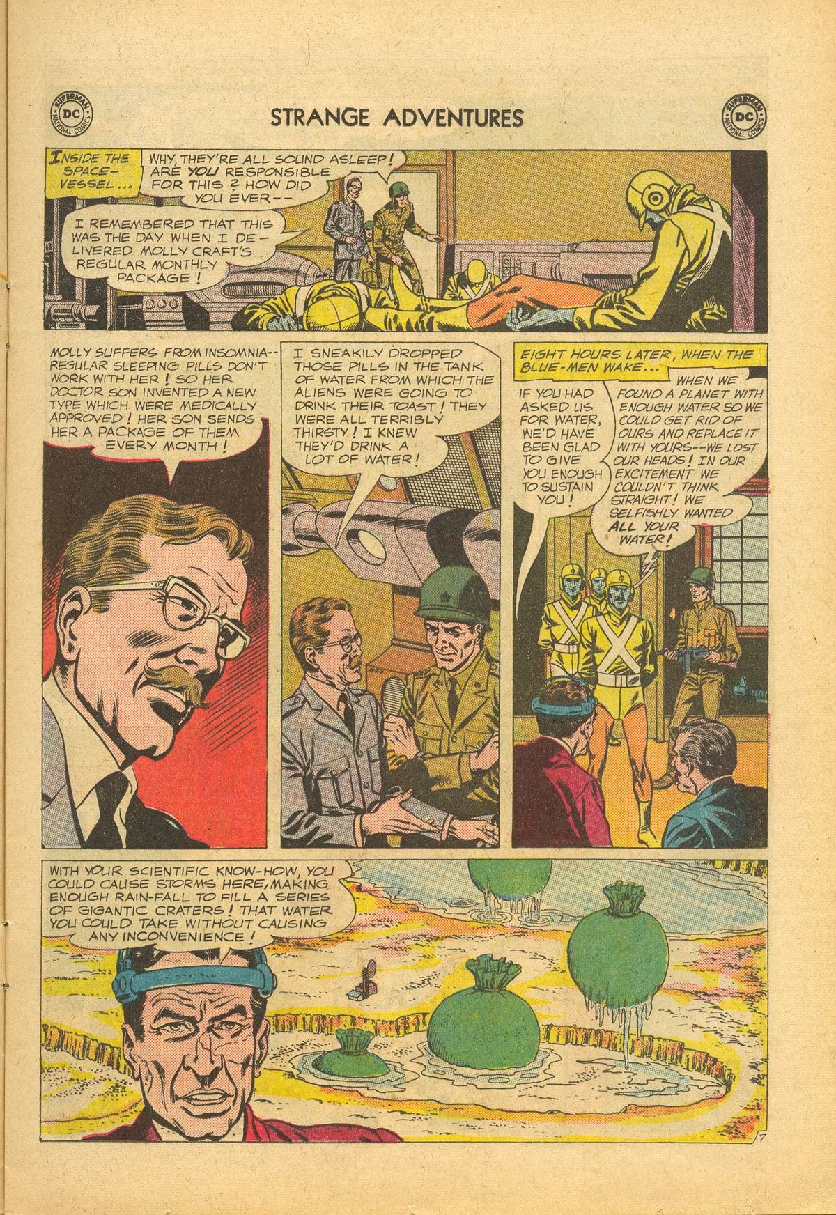 Strange Adventures (1950) issue 148 - Page 9