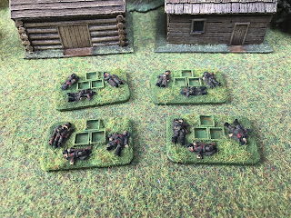 Shock tokens for Chain of Command