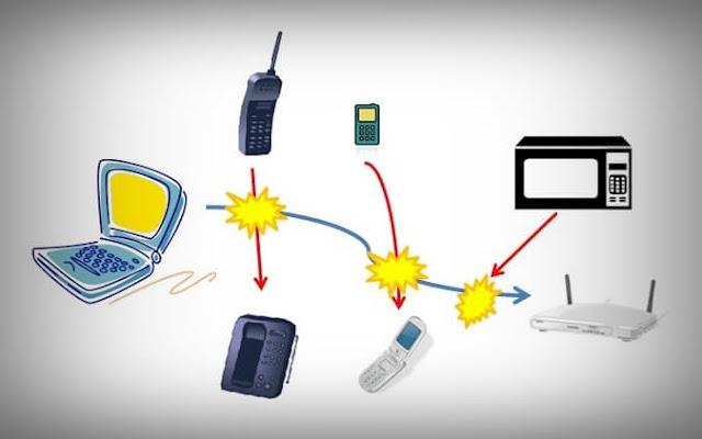تجنب-وضع-الراوتر-بجانب-مصدر-للإشارات-الكهرومغناطيسية