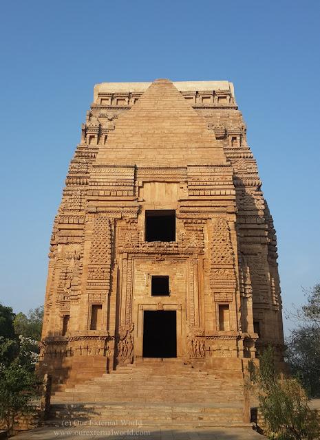 Teli Ka Mandir, Gwalior Fort