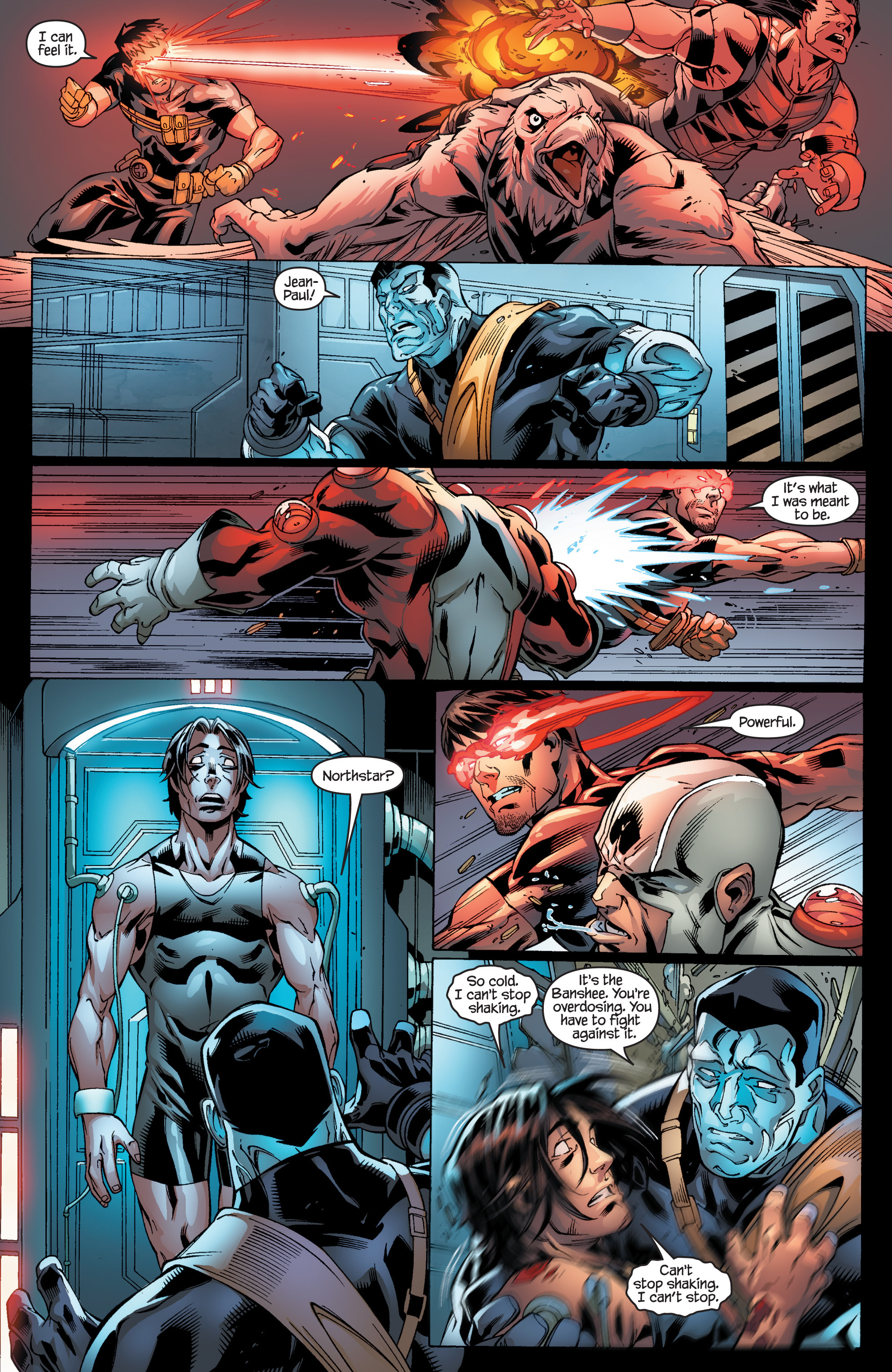 Read online Ultimate X-Men comic -  Issue #95 - 22