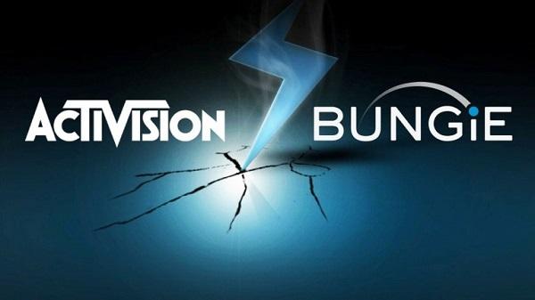 بعد إعلان إنفصال أستوديو Bungie شركة Activision تتلقى ضربة قوية هذا اليوم !