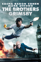 The Brothers Grimsby (2016) Poster