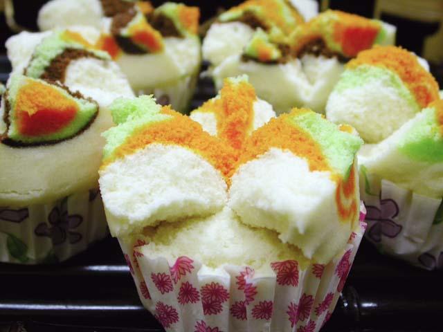 Resep Cake Kukus Praktis: Resep Membuat Bolu Kukus