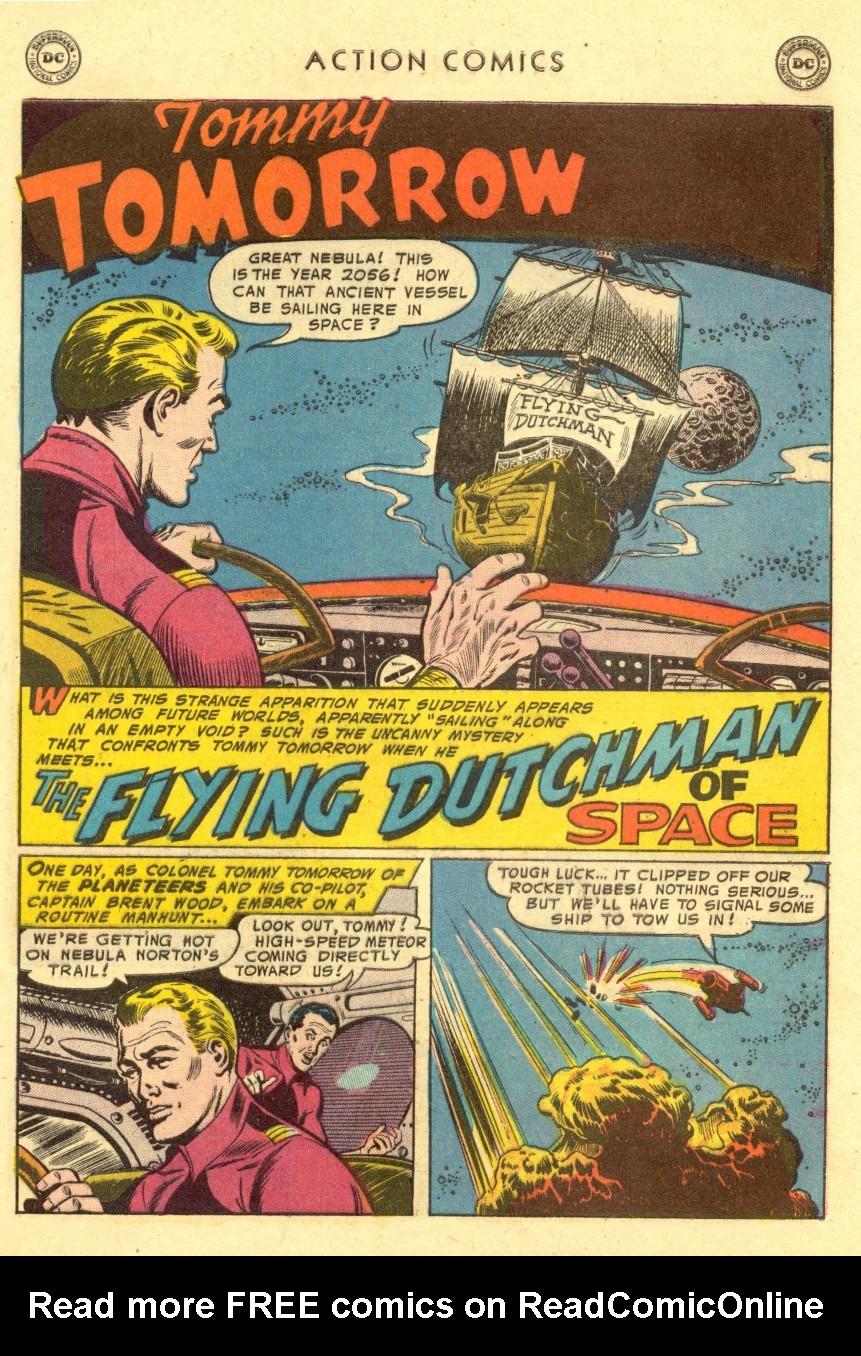 Action Comics (1938) 220 Page 27